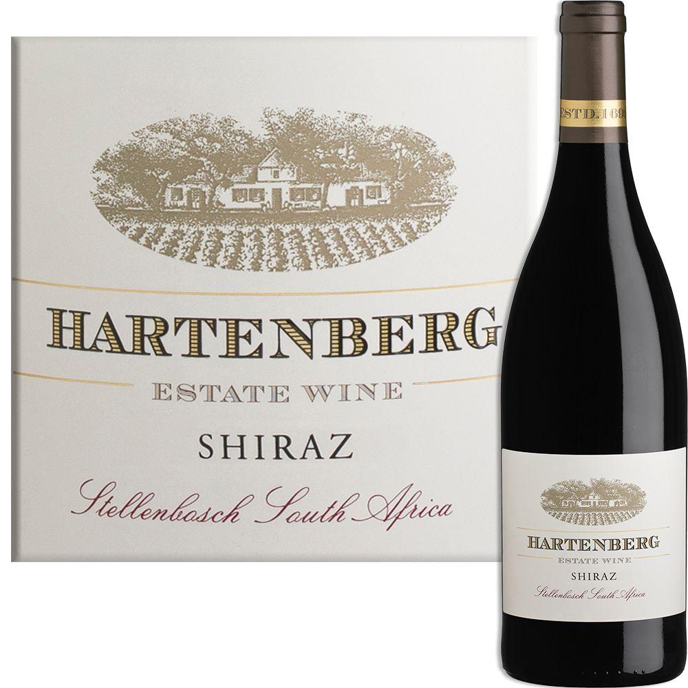 Hartenberg Shiraz