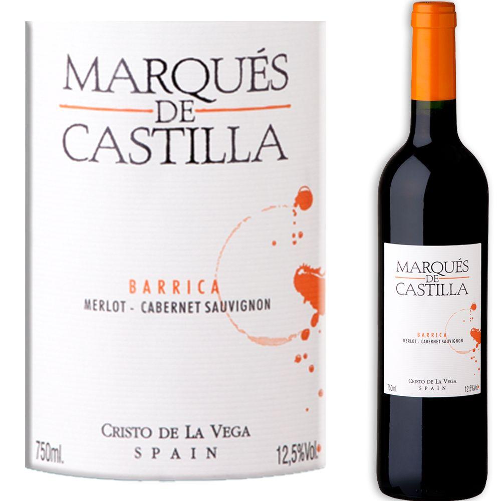 Marques de Castilla Barrica