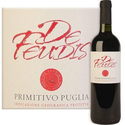De Feudis Primitivo di Puglia