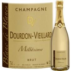 Champagne Dourdon Vieillard Millésime Blanc de Blancs