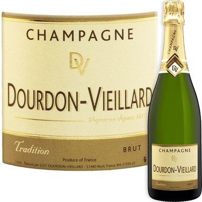Champagne Dourdon Vieillard - Cuvée Tradition Brut