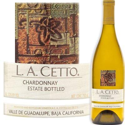 LA Cetto Chardonnay
