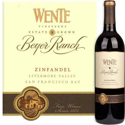 Wente Beyer Ranch Zinfandel