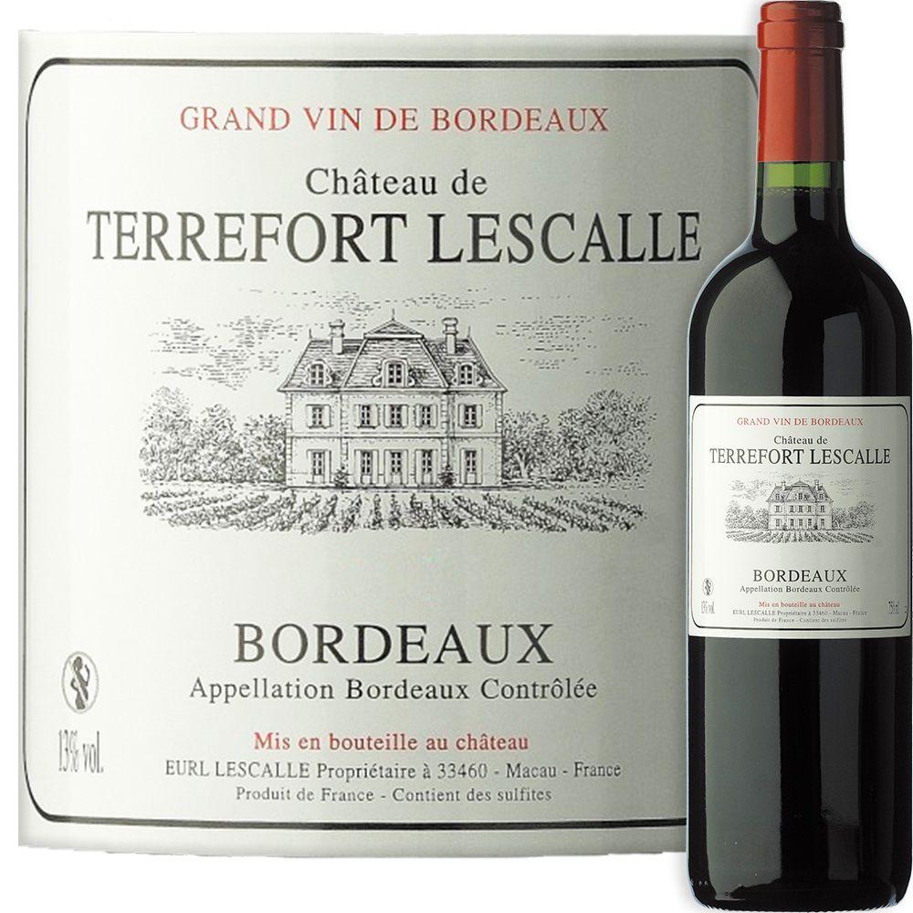 Château Terrefort Lescalle - Bordeaux