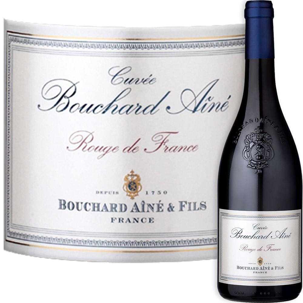 Cuvée Bouchard Aîné Rouge - Bourgogne