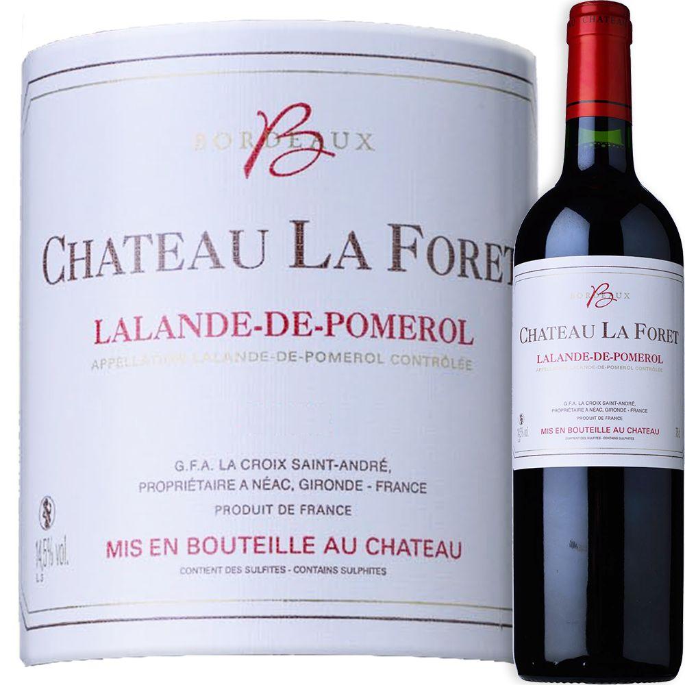 Château La Foret - Lalande de Pomerol