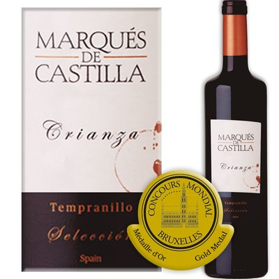 Marques de Castilla Crianza