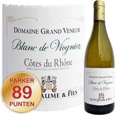 Alain Jaume Blanc de Viognier - Domaine Grand Veneur