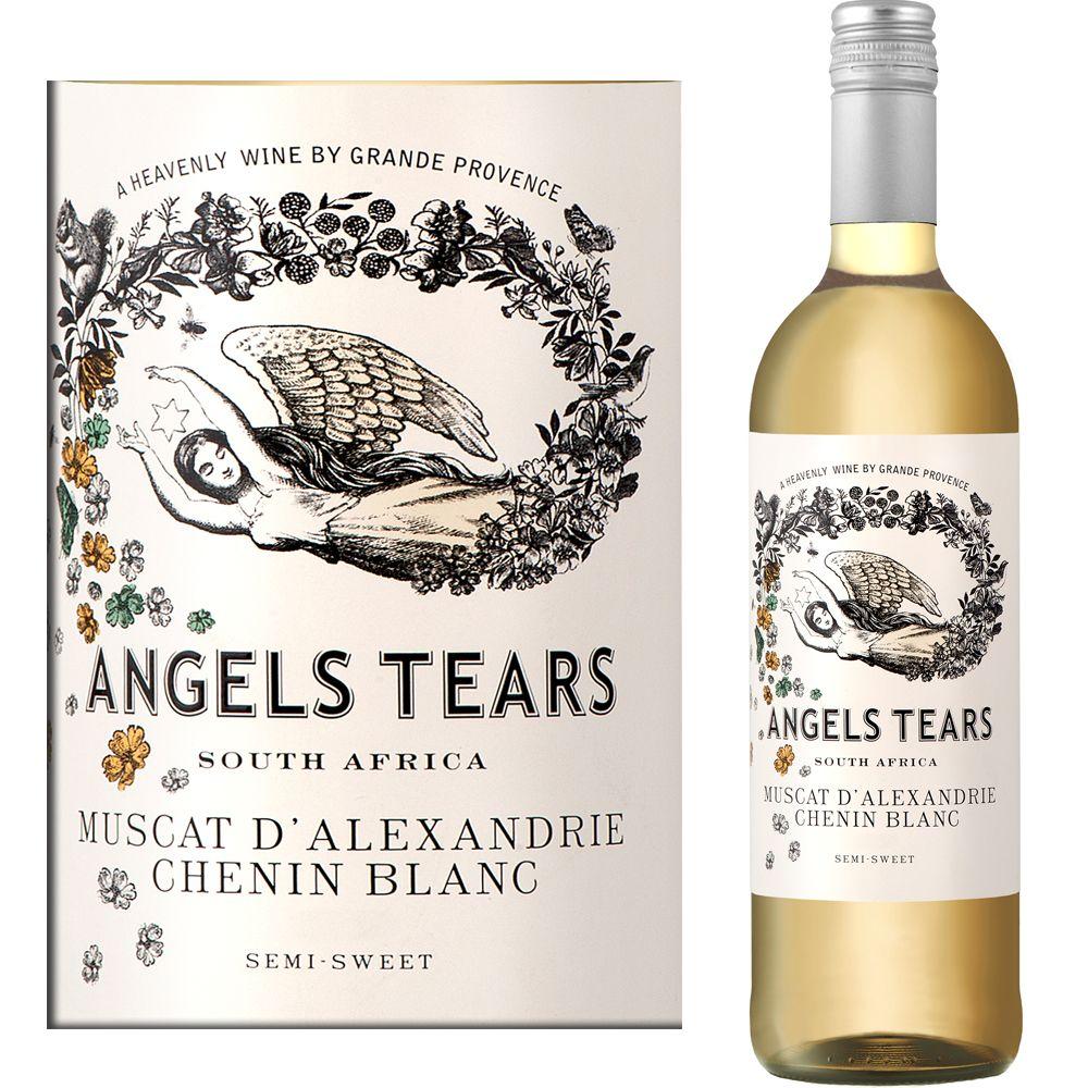 Angels Tears Muscat-Chenin Blanc