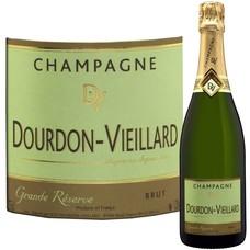 Champagne Dourdon Vieillard Grande Reserve Brut
