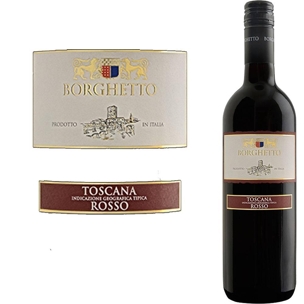 Borghetto Toscana Rosso