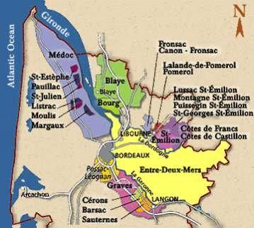 Saint-Emilion streek