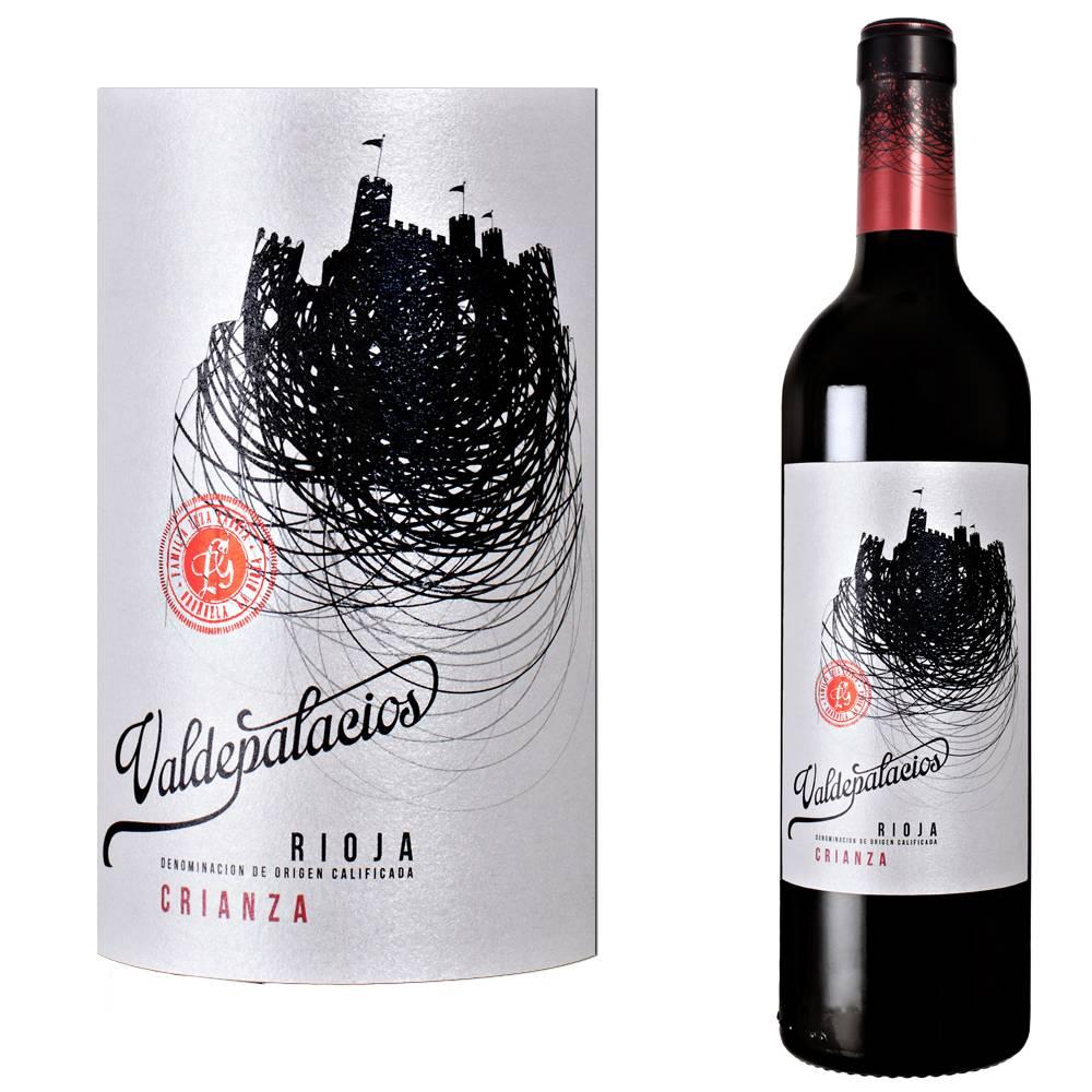 Leza Garcia Valdepalacios Rioja Crianza