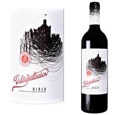 Leza Garcia Valdepalacios Rioja Tempranillo