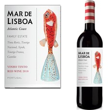 Mar de Lisboa vinho tinto