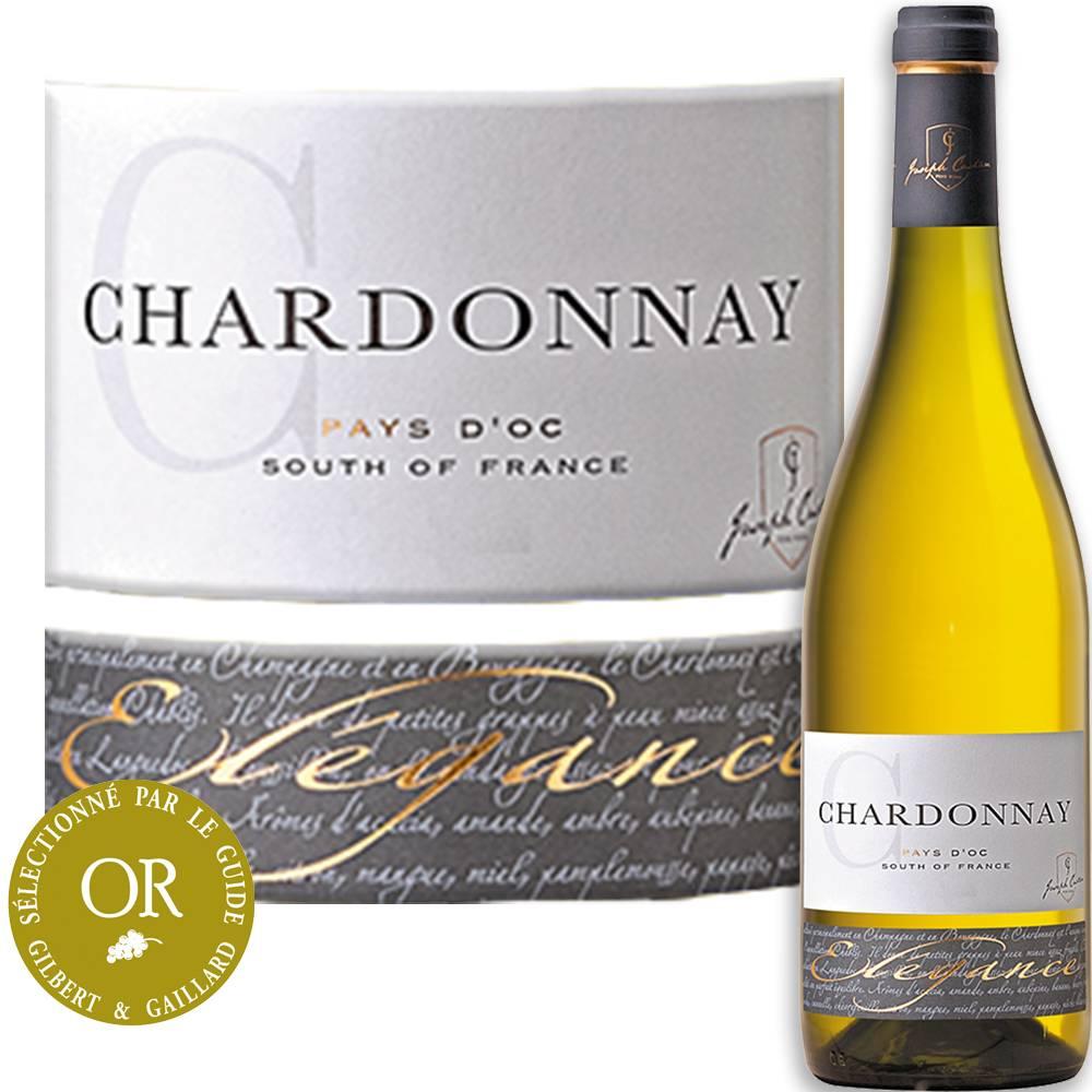 Joseph Castan Elégance Chardonnay