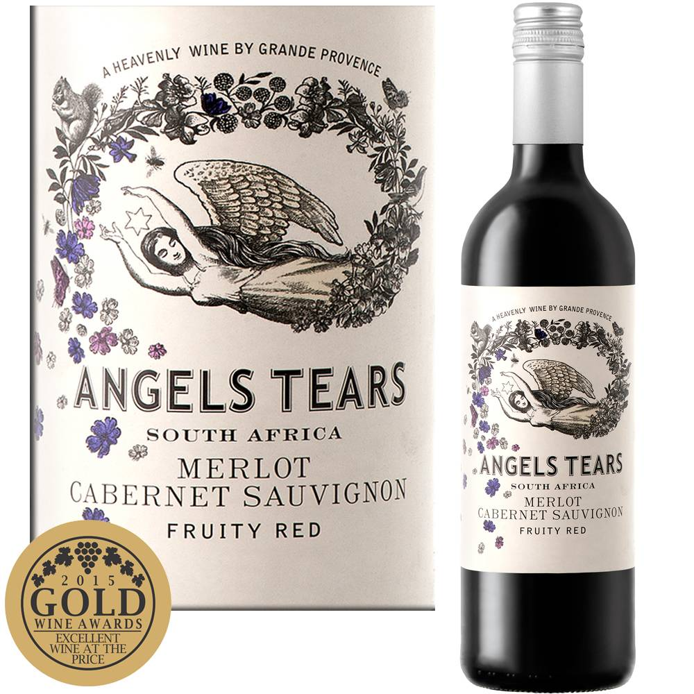 Angels Tears Cabernet-Merlot-Shiraz