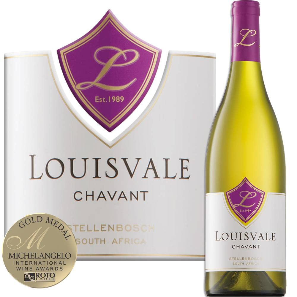 Louisvale Chavant Chardonnay Lightly Oaked