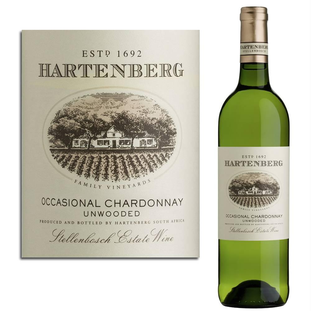 Hartenberg Occasional Unwooded Chardonnay