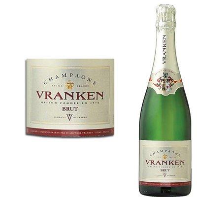 Champagne Vrancken Silver Label
