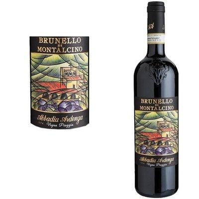 Abbadia Ardenga Brunello di Montalcino Vigna Paggia
