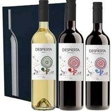 Geschenktrio Despierta Verdejo - Cabernet Sauvignon - Tempranillo