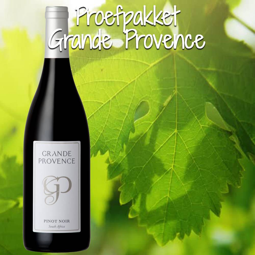 Proefpakket Grande Provence