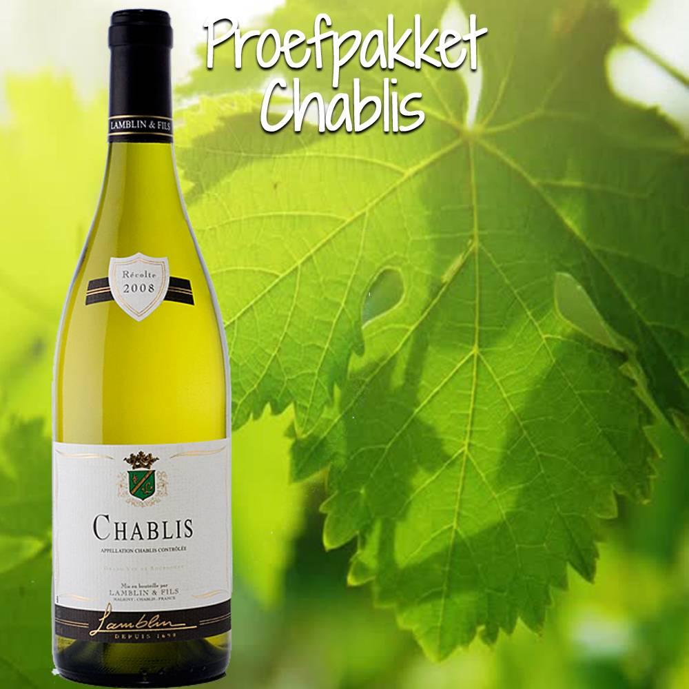 Proefpakket Chablis