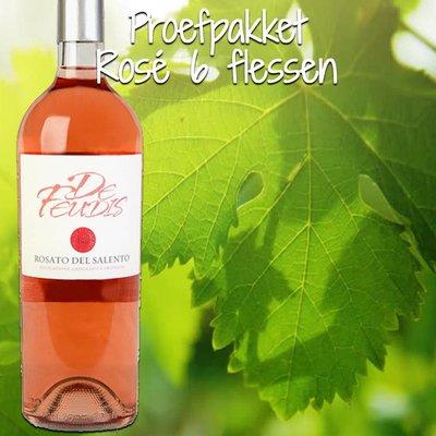 Proefpakket rosé