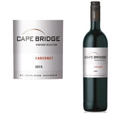 Cape Bridge Cabernet Sauvignon - Shiraz