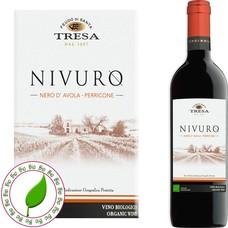 Nivuro Nero d'Avola Perricone - BIO