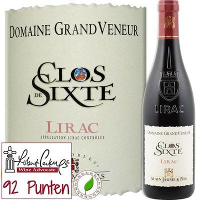 Alain Jaume Clos de Sixte Lirac - Domaine Grand Veneur