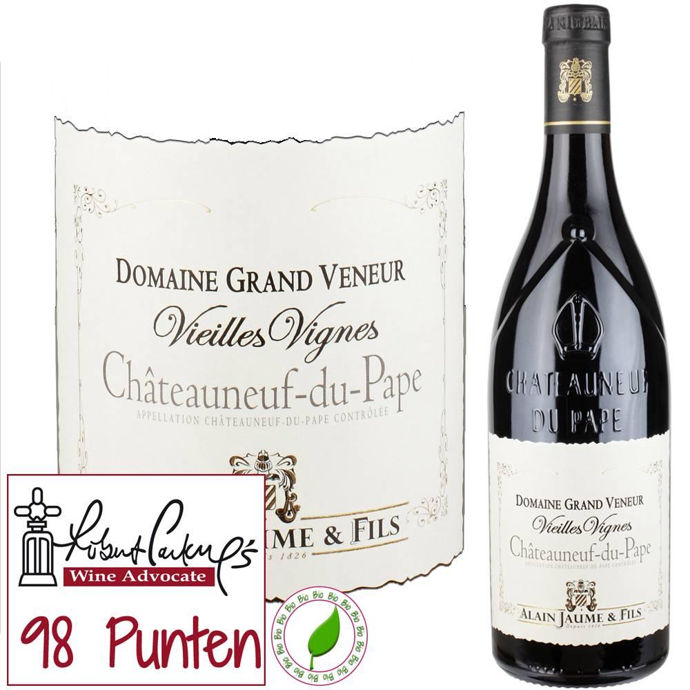 """Alain Jaume Châteauneuf du pape """"Vieilles Vignes"""""""