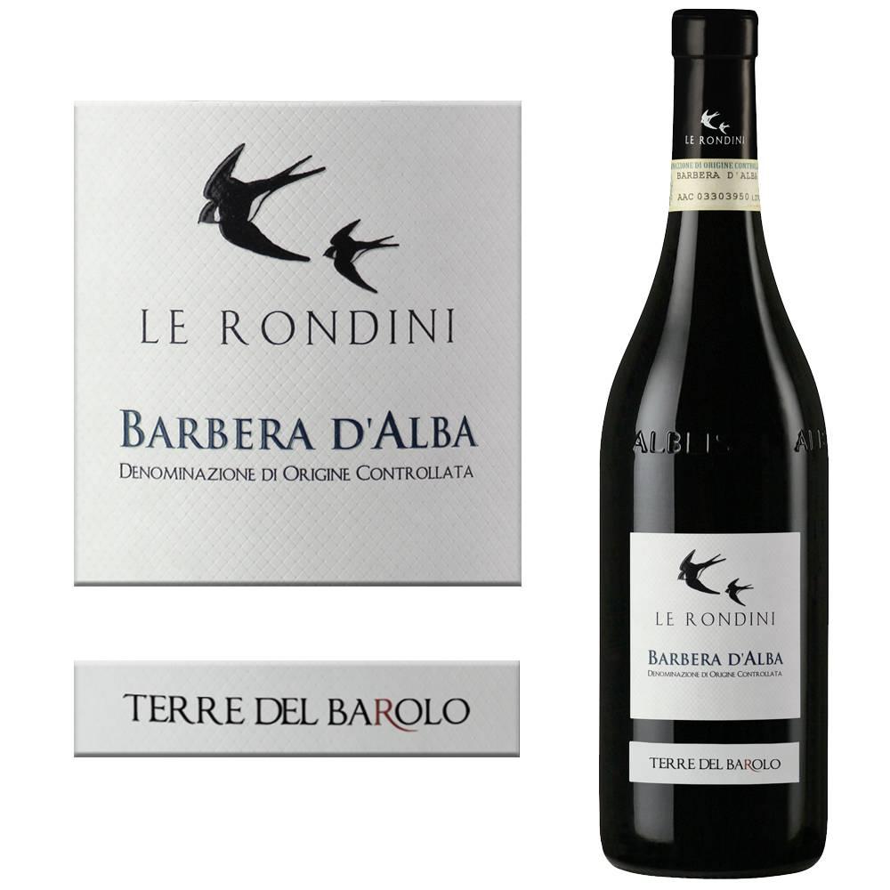 """Terre del Barolo """"Le Rondini"""" Barbera d"""