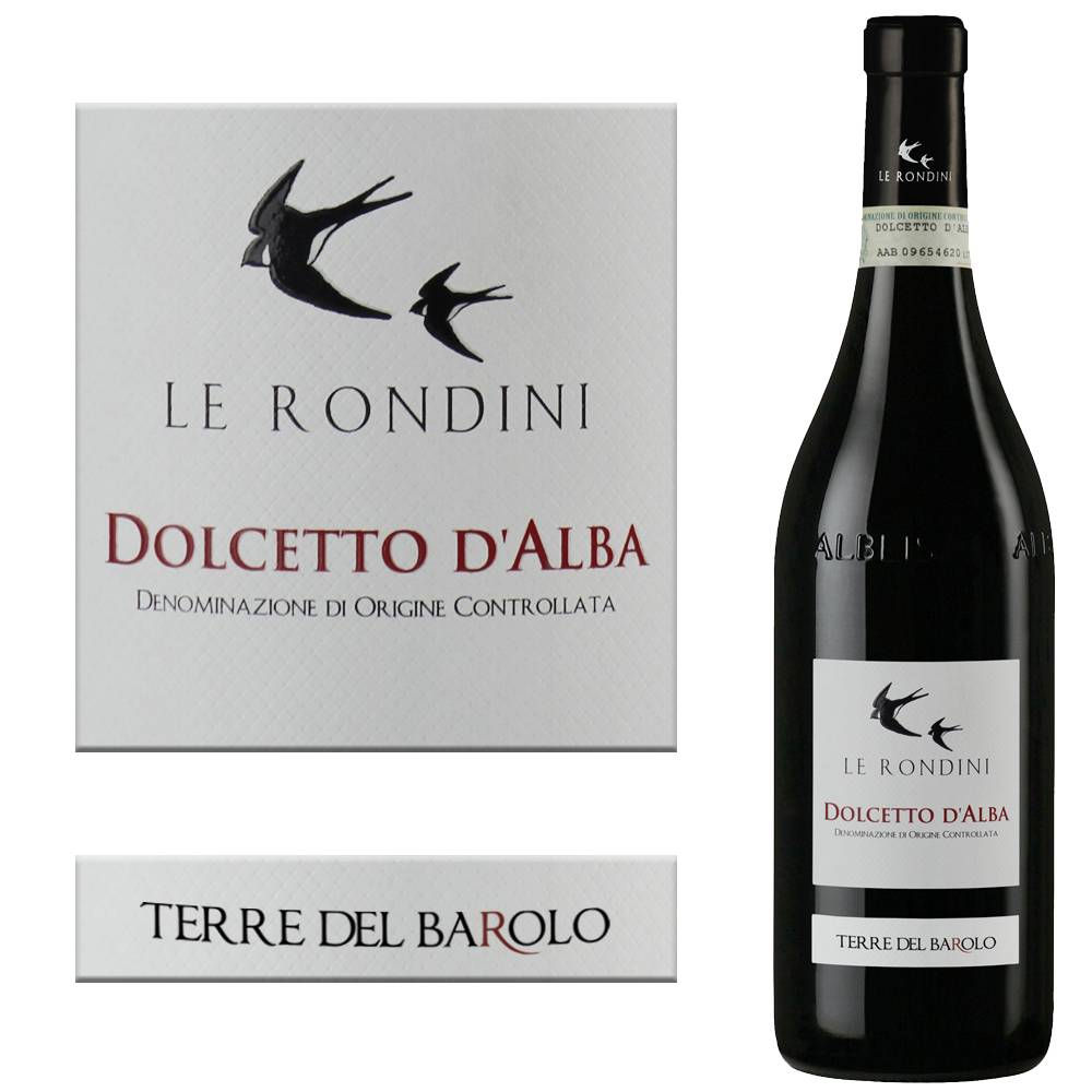 """Terre del Barolo """"Le Rondini"""" Dolcetto d"""