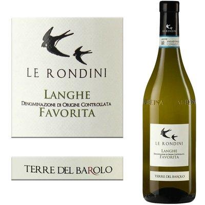"""Terre del Barolo """"Le Rondini"""" Langhe Favorita"""