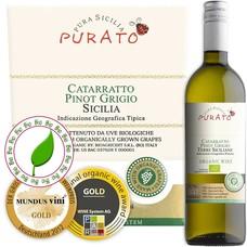 Purato Catarratto - Pinot Grigio - BIO