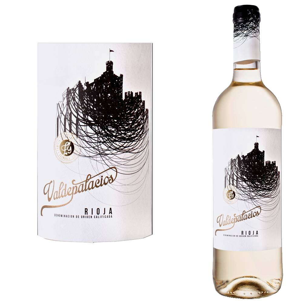 Leza Garcia Valdepalacios Rioja Viura