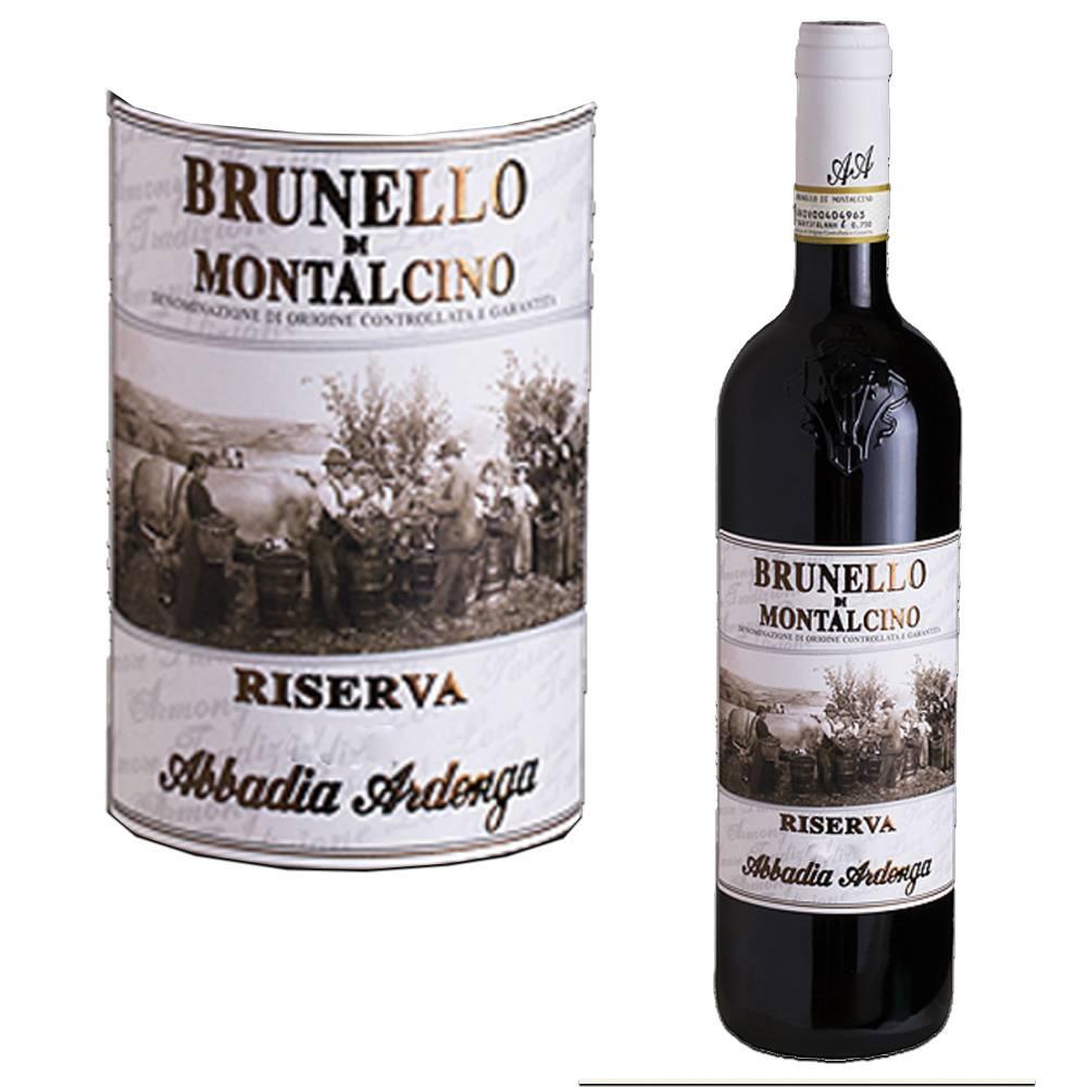 Abbadia Ardenga Brunello di Montalcino Riserva