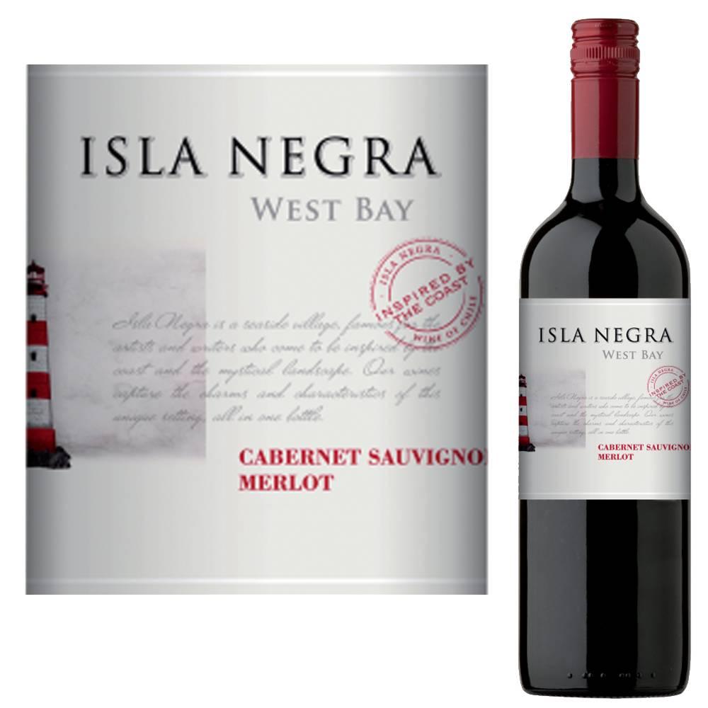 Isla Negra Cabernet Sauvignon - Merlot