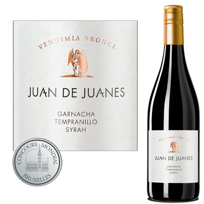 Juan de Juanes Garnacha-Tempranillo-Syrah
