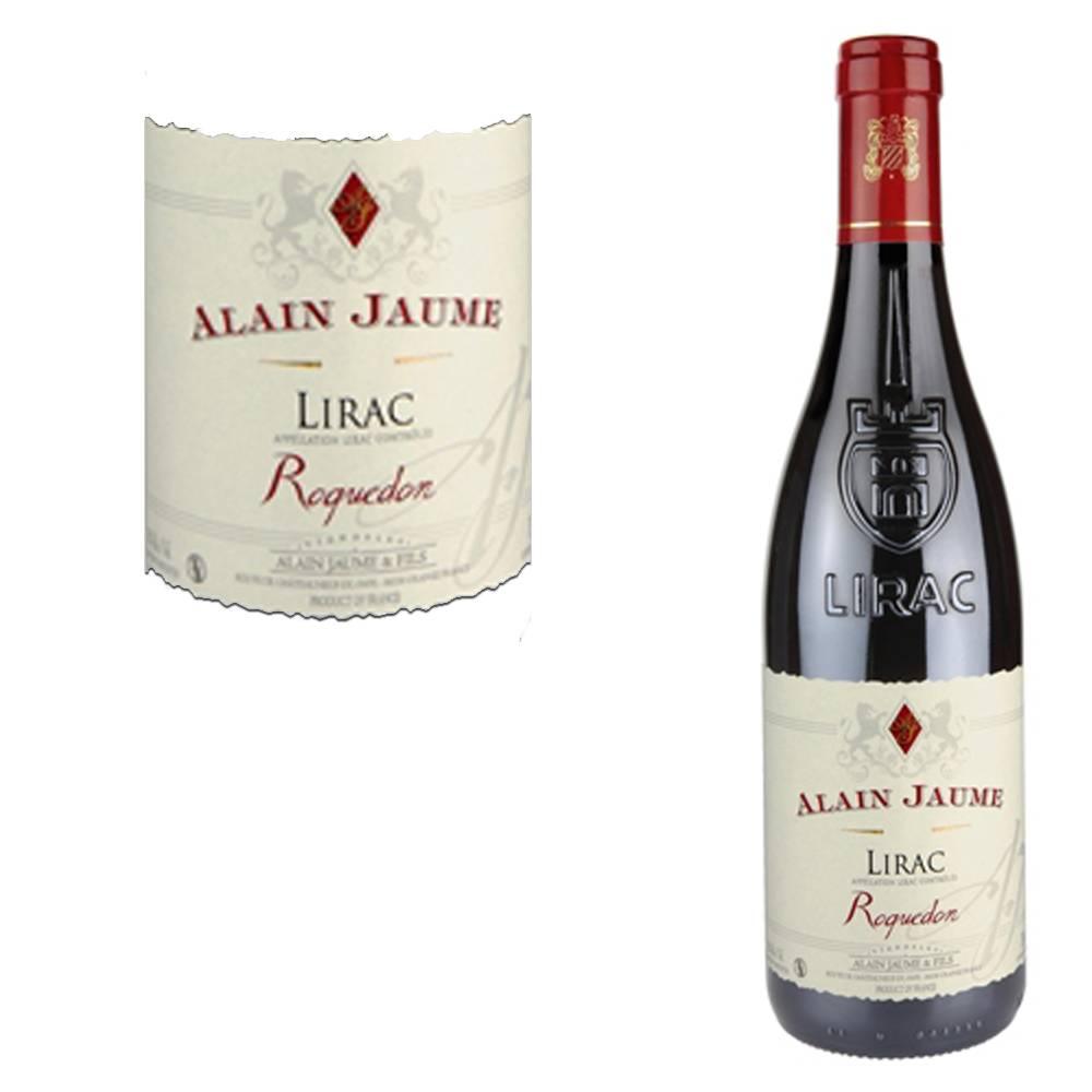 "Alain Jaume Lirac ""Roquedon"""