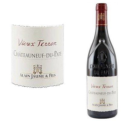 """Alain Jaume Châteauneuf du Pape rouge Cuvée Tradition """"Vieux Terron"""""""