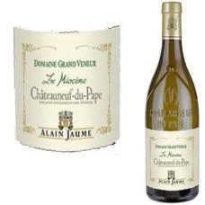 """Alain Jaume Châteauneuf du Pape blanc """"Le Miocène"""""""