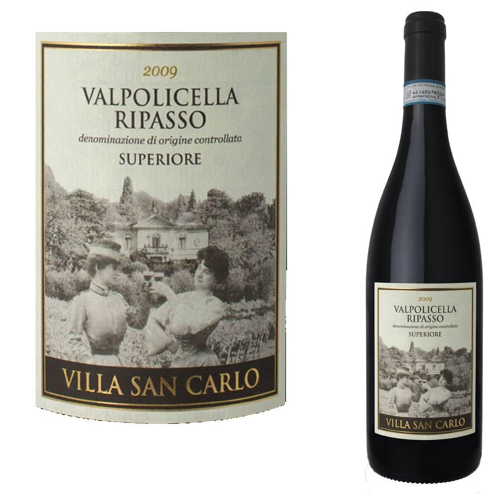 Villa San Carlo Ripasso Superiore 2009