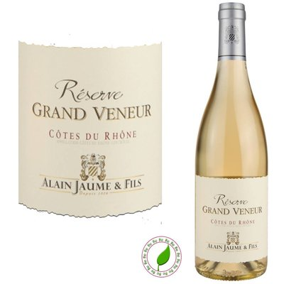 Alain Jaume Reserve Grand Veneur Blanc