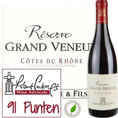 Réserve Grand Veneur - Côtes du Rhône