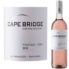 Cape Bridge Pinotage Rosé