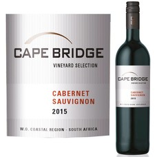 Cape Bridge Cabernet Sauvignon - Shiraz