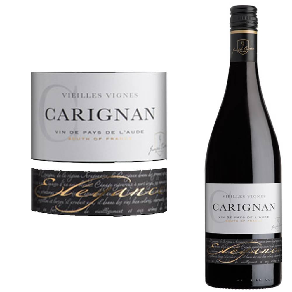 Joseph Castan Elégance Carignan